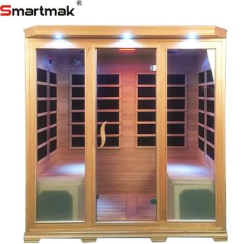 Finnleo waterstar infrared total sauna price buy finnleo for Cost of building a home sauna