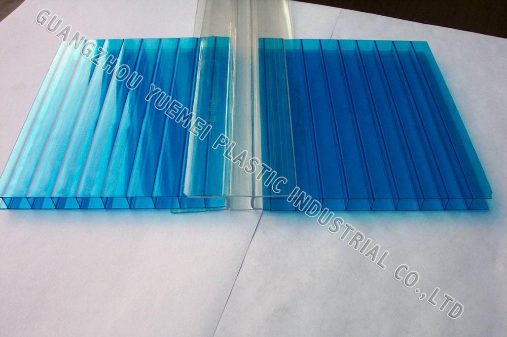 Hueco l mina de policarbonato policarbonato para techos - Lamina de policarbonato ...
