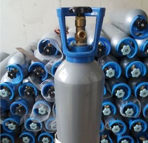 co2 bottle co2 bottle cap co2 gas cylinder