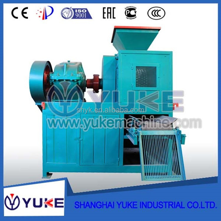 factory best price hydraulic press machine/briquette machine/briquettes made of coal dust