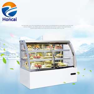 Bakery Display Merchandising Case\/Cabinet Air Recycle Chilling Cake Showcase for Bottle Beverage