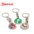 Crystal Clear Liquid Epoxy Resin and Hardener for Keychain Coating