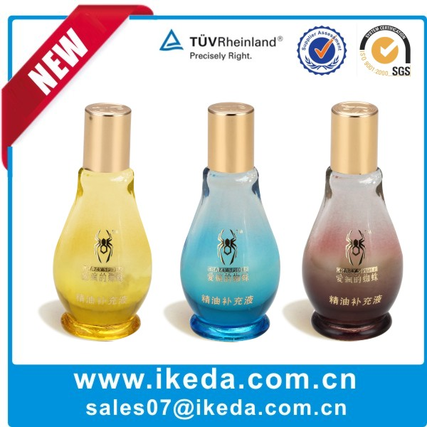 2014 fashion high end famous brand 100% pure essential oils quick deodorizing