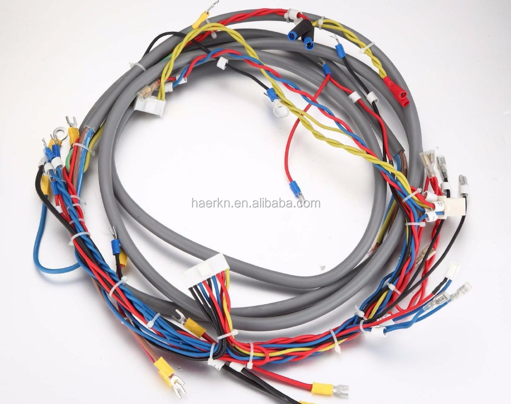 Auto Battery Wire Harness, Auto Battery Wire Harness Suppliers and  Manufacturers at Alibaba.com