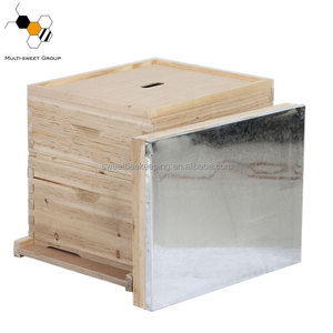 Fir wood Langstroth beehive for beekeeping/wooden beehives for bees