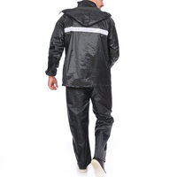 New fashion Customized Waterproof Rain Gear Raincoat Motorcycle Rain Coat Electrombile Rainwear