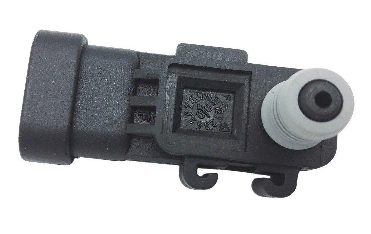 Fuel Vapor Pressure Sensor for Buick Cadillac Chevrolet GMC Oldsmobile Pontiac Hummer Isuzu