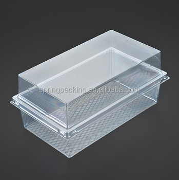 Pet Pp Blister Therrming Box Tray