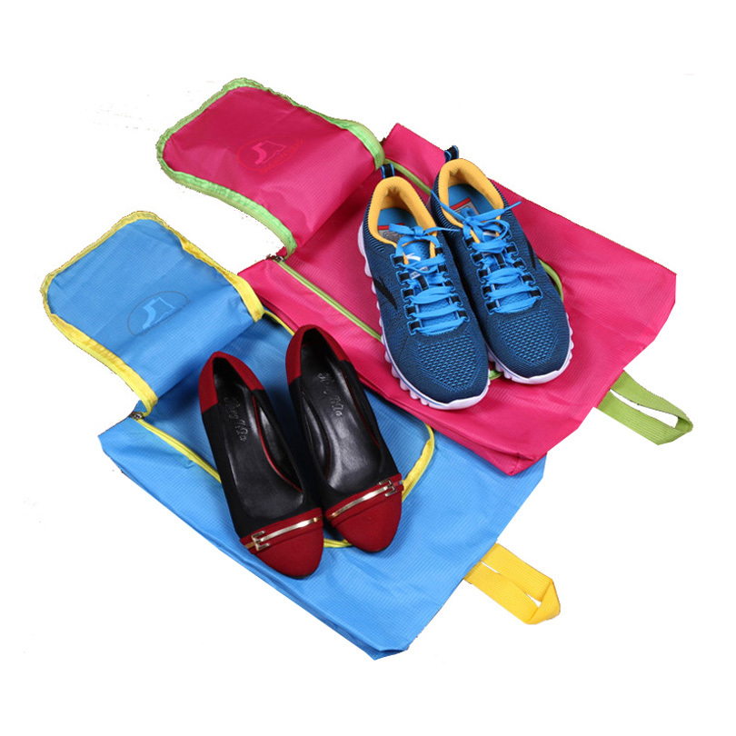 Get Quotations 2 Colors High Quality Polyester Home Storage Bag For Shoes Folding Bags