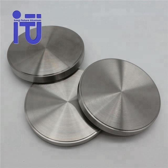 Dental metal framework cad cam milling material Grade 5 titanium disc
