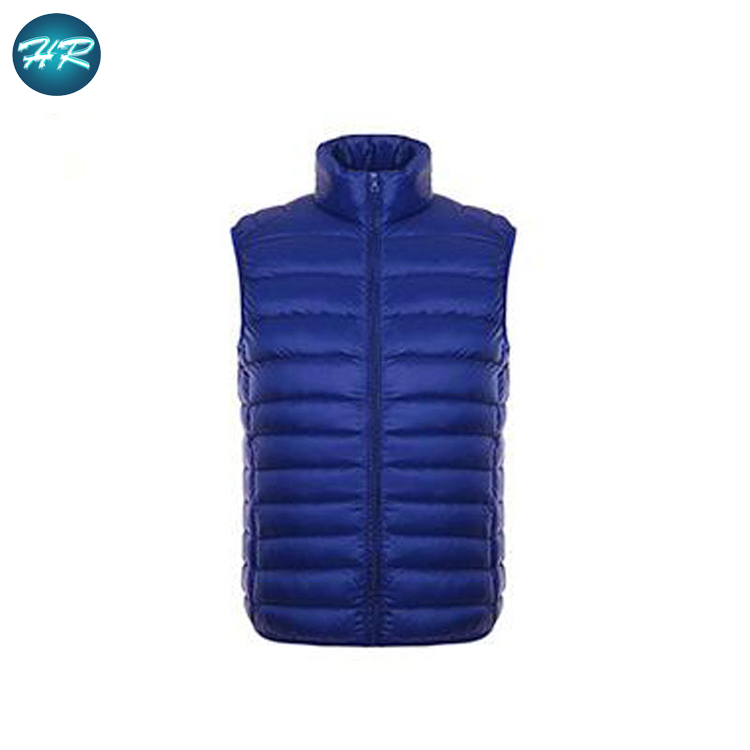 2017 Best selling 5 star quality fashion lightlight winter jacket manufacturer