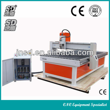 milling machine for wood