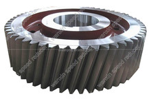 High Precision Customized Cylindrical Helical Gears Double Helical Gear Spur Gear