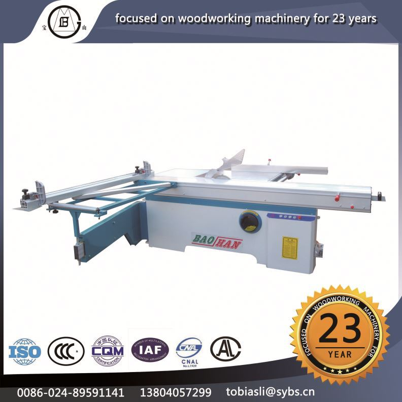 NO MJ-90Y Hot selling top quality circular wood-based panels sliding table saw cutting machine panel saw