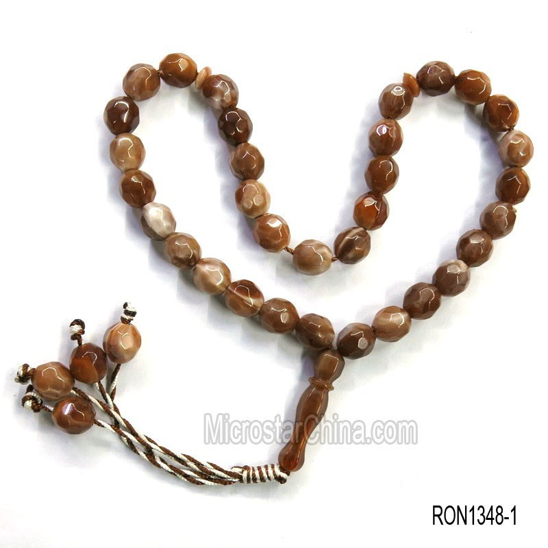 10*11mm The latest 33pcs design wholesale cheap plastic rosary beads