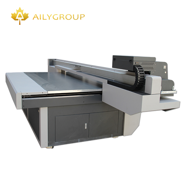 Aily big format 2.5m by 1.3m uv led printer for wood printing