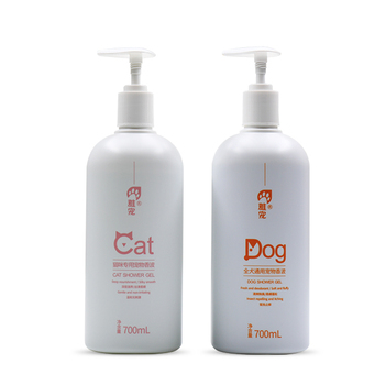 HaiJIE Roblion Pet OEM Private Label Natural Pet Grooming Shampoo