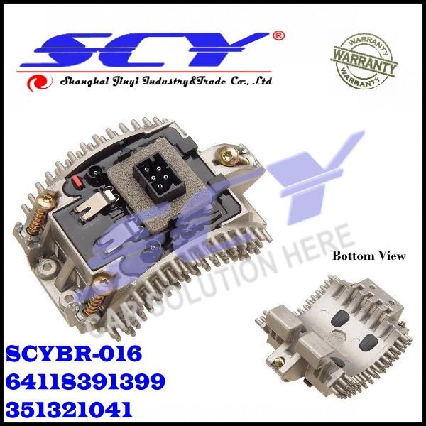 New Blower Motor Resistor 740 750 E38 7 Series BMW 740iL 740i 750iL 64118391399