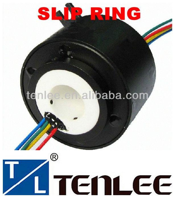 carbon brushes electric swivel slip ring