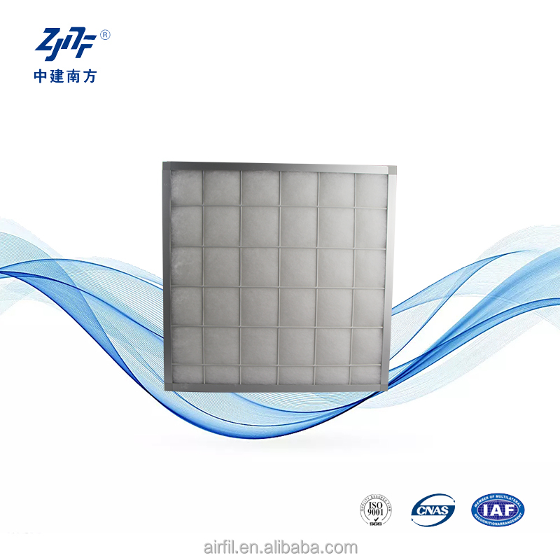 replacement panel eu3 air filter media from air manufacturer