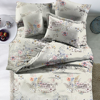 Kosmos Best Quality Bed Linen Bedding Set Importers Double Sided Sheets