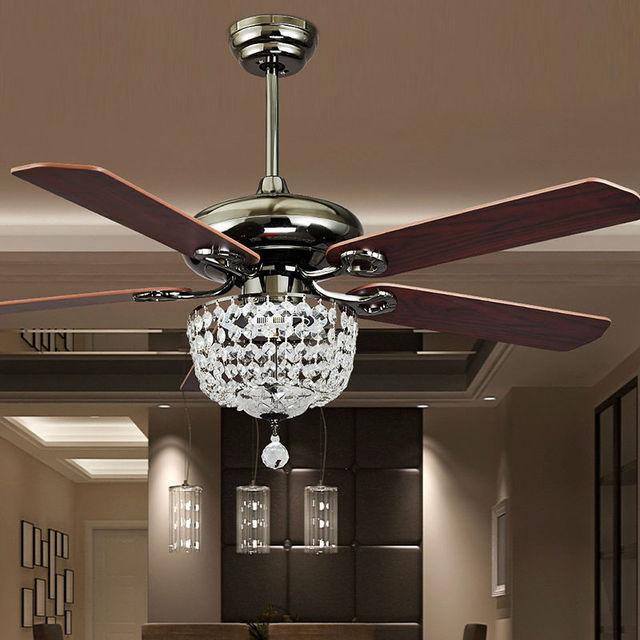 Fashion Vintage Ceiling Fan Lights Funky Style Fan Lamps