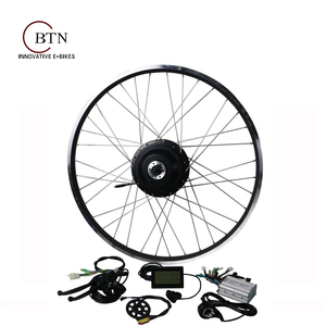 Two Years Warranty Electric Bike Conversion Kit 250W 500W 8FUN Front Rear Wheel Hub Motor