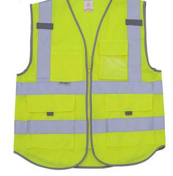 Светоотражающие жилеты безопасности дорожного движения жилеты велоспорт закрыть и для работников мульти-карман безопасности крупным планом