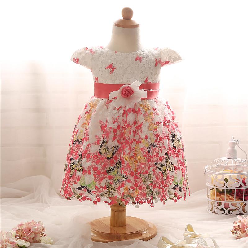 Bebés del cordón para el vestido infantil Tutu vestido para 1 ...