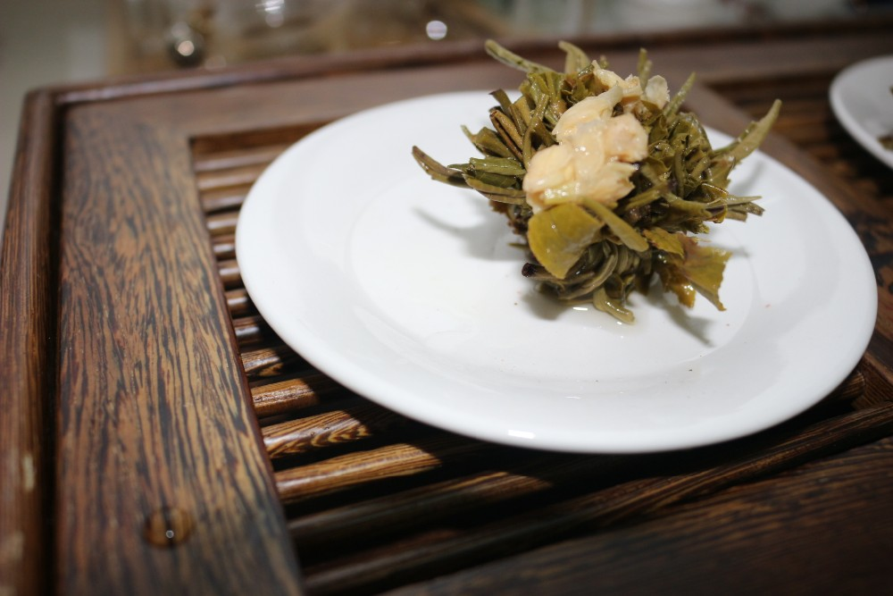 100% natural handmade beautiful flower tea blooming tea ball - 4uTea | 4uTea.com