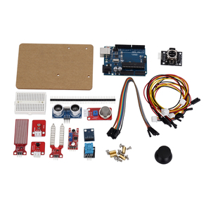 Students Learning 1602 Analog Display Kit With PS2 Game Joystick Science Kit
