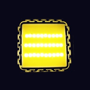 High Brightness LED Chip Epistar Bridgelux 3000lm 12v 2400mA 30w New COB White High Power LED Diode