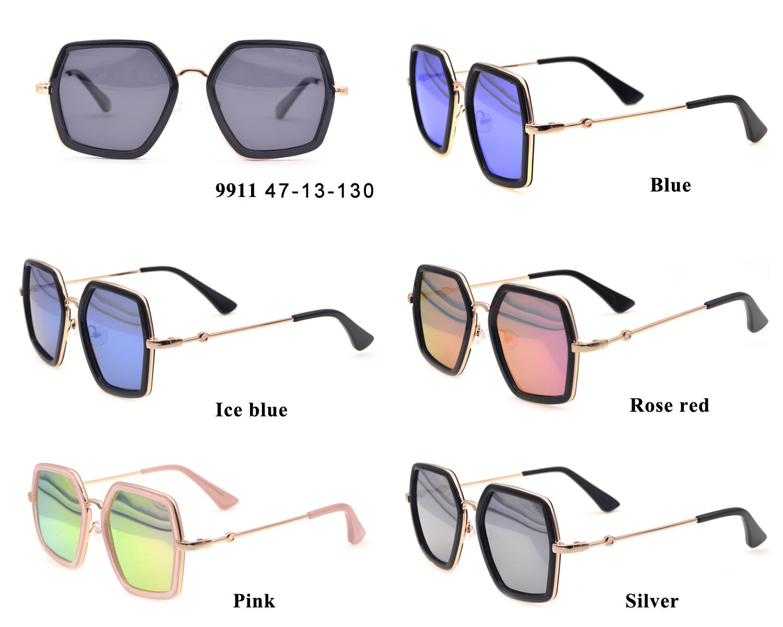 Hot Selling Good Quality Custom Bulk Designer Sunglasses Kids Authentic