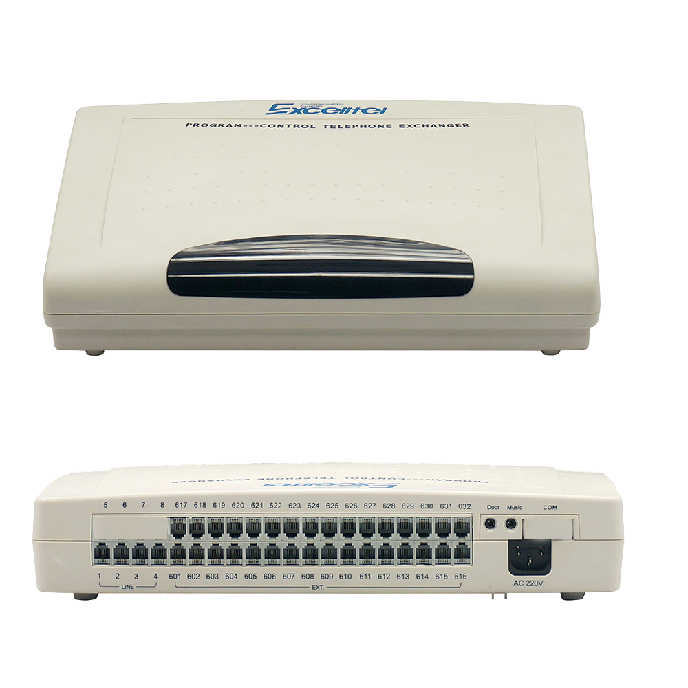 Telephone Exchange CP832-824 Intercom PABX PBX system