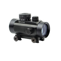 Hot sale optic red green dot sight 1X30 red dot gun sights 6MOA red dot sight for airsof gun