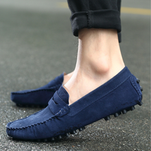 C11086a fashion casual men slip 에 boat shoes