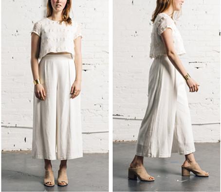 607ef6ed6b Venta al por mayor pantalon de lino blanco mujer-Compre online los ...