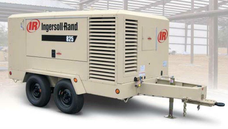675 Cfm 750cfm 825 Cfm Portable Air Compressors