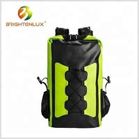 Hot Sale Outdoor Sports Travel Hiking Camping 500D PVC Ultralight Waterproof Cycling Backpack