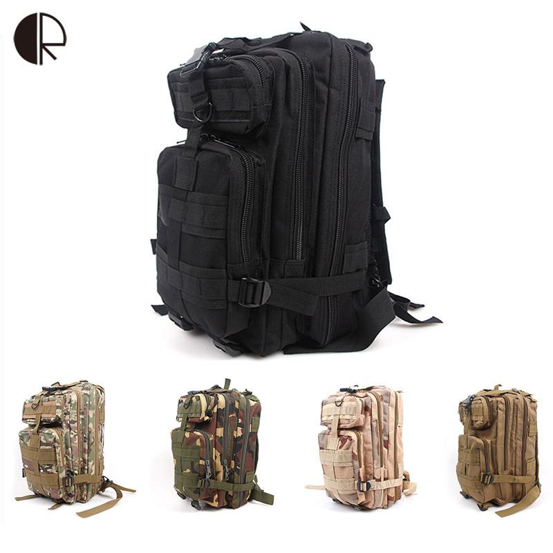 Hot Sale Men Women Unisex Outdoor Military Tactical Backpack Camping Hiking Bag Trekking Sport Travel Rucksacks