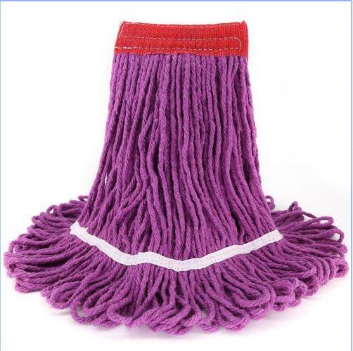 Heavy-Duty-Mop-Mopp-Minen für RubbermaidSuper-Stitch-Mischung für große Mop-Köpfe