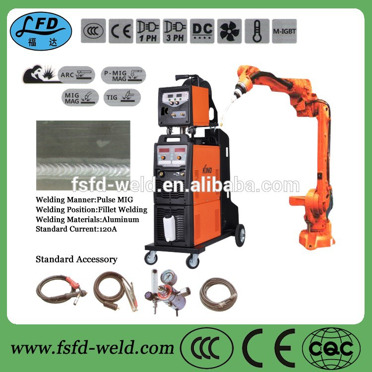 robot welding machine