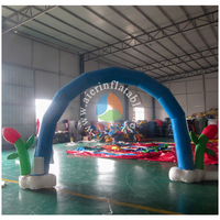 inflatable finish line arch garden wooden arch cheap inflatable arch for sale