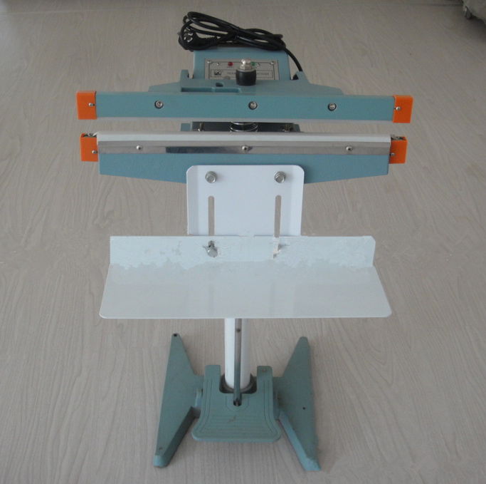 Chinese factory supply  Food, medical machinery sealing machine Pedal Impulse Bag Sealer