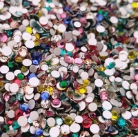 Factory direct sales crystal stone nail art