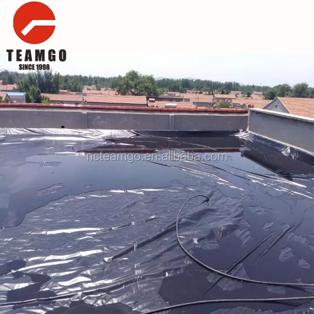 Farming materials for freshwater shrimp farming HDPE Geomembrane liner