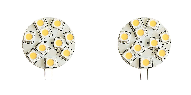 Surface Mount LED Docking Lights Stainless Steel AMRI-585-0210-7