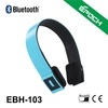 2014 high quality cool bluetooth stereo headset with microphone