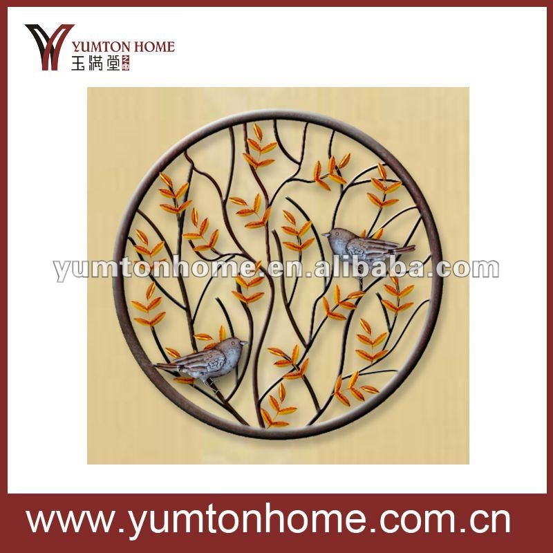 Round Metal Wall Art, Round Metal Wall Art Suppliers and ...