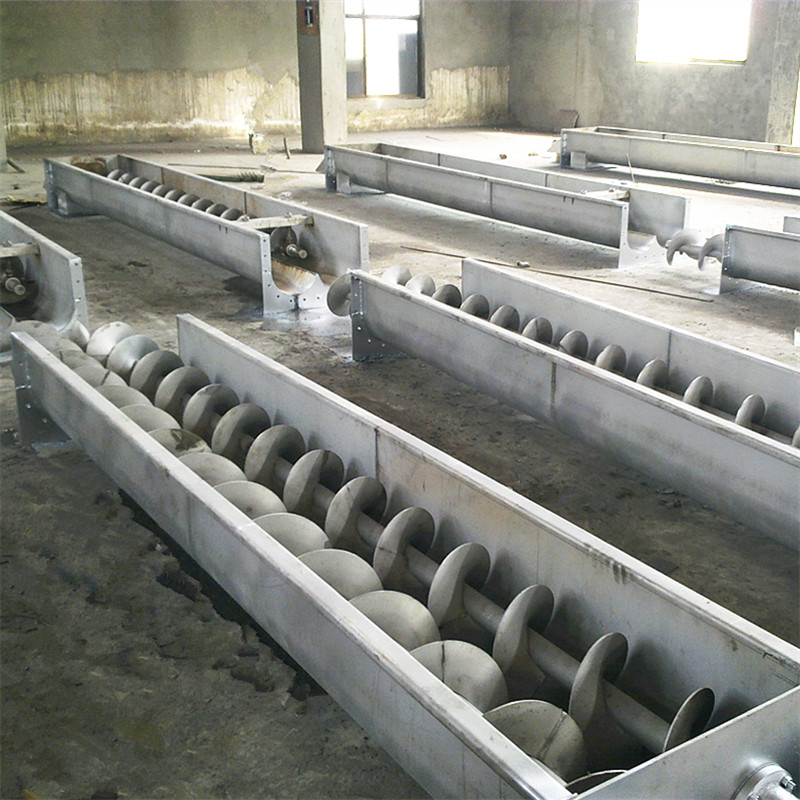 high quality food/coal/cereal screw conveyor manufacture